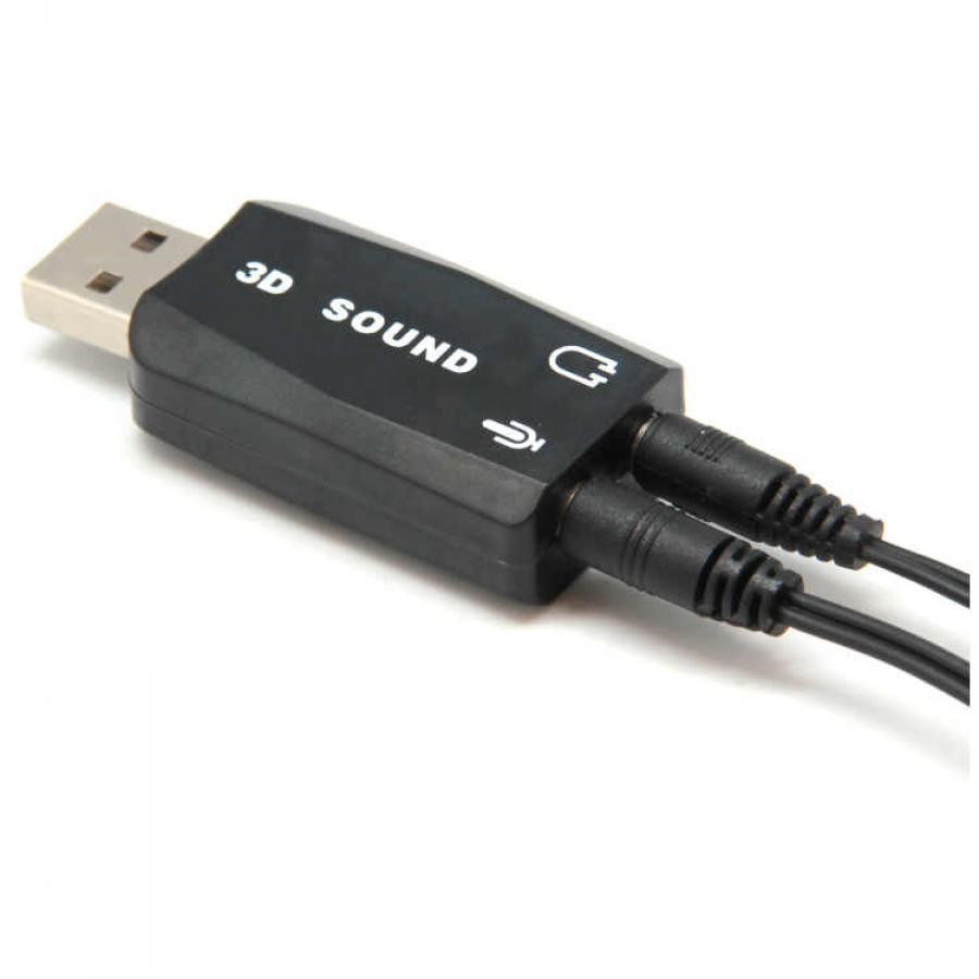 Tarjeta de Sonido USB