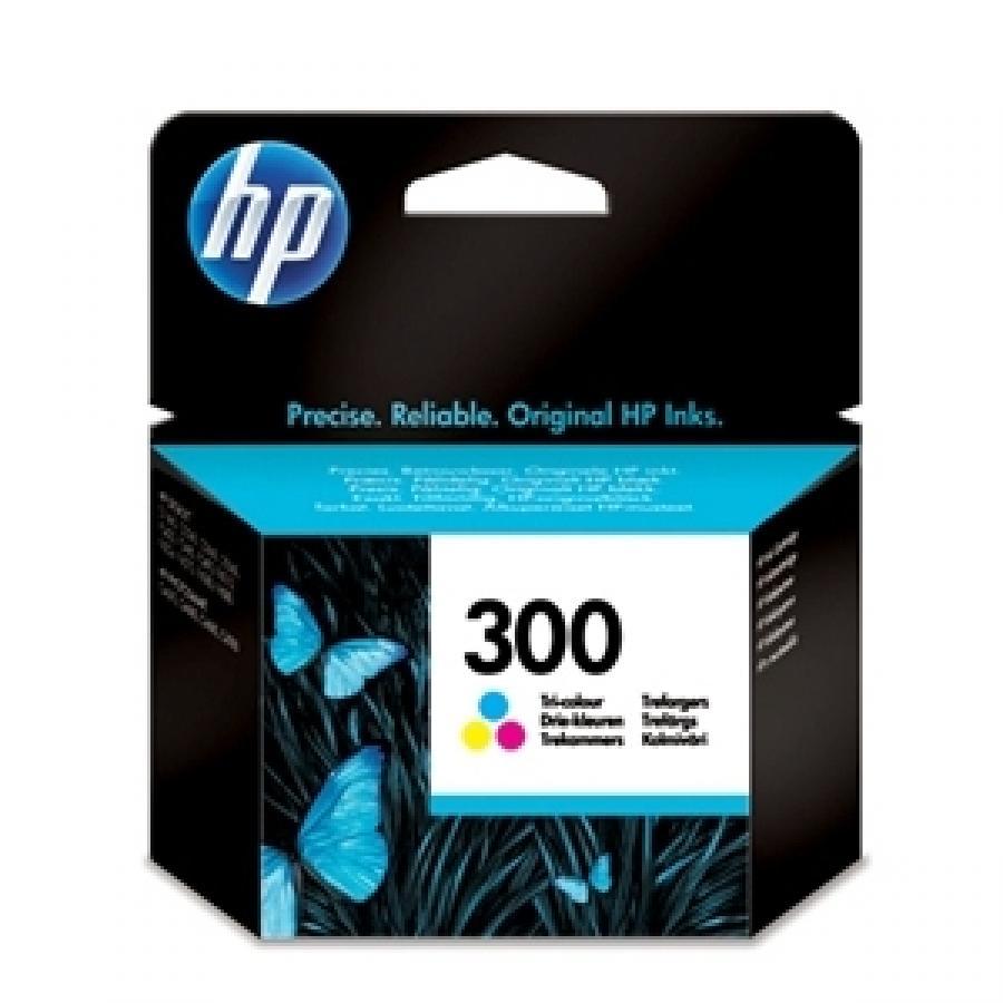 CARTUCHO HP 300 COLOR ORIGINAL