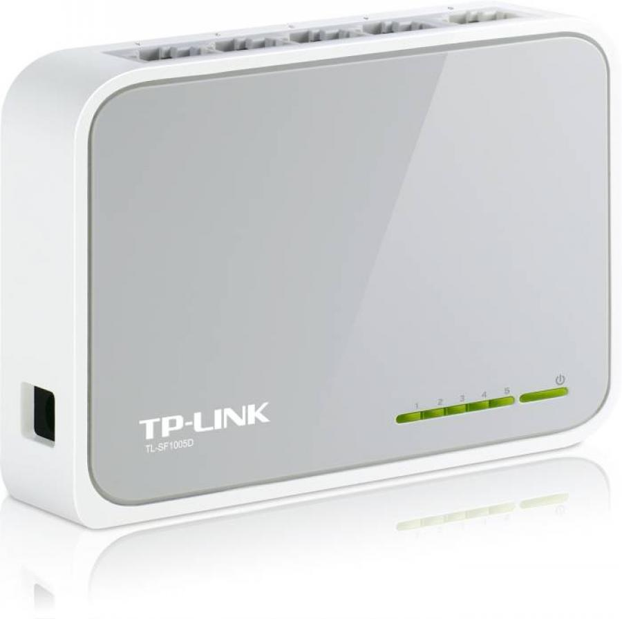 TP-LINK SF1005D SWITCH 5P 10/100/200Mb