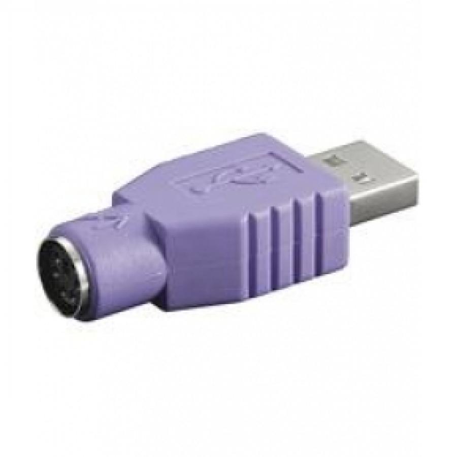 ADAPTADOR PS2 A USB