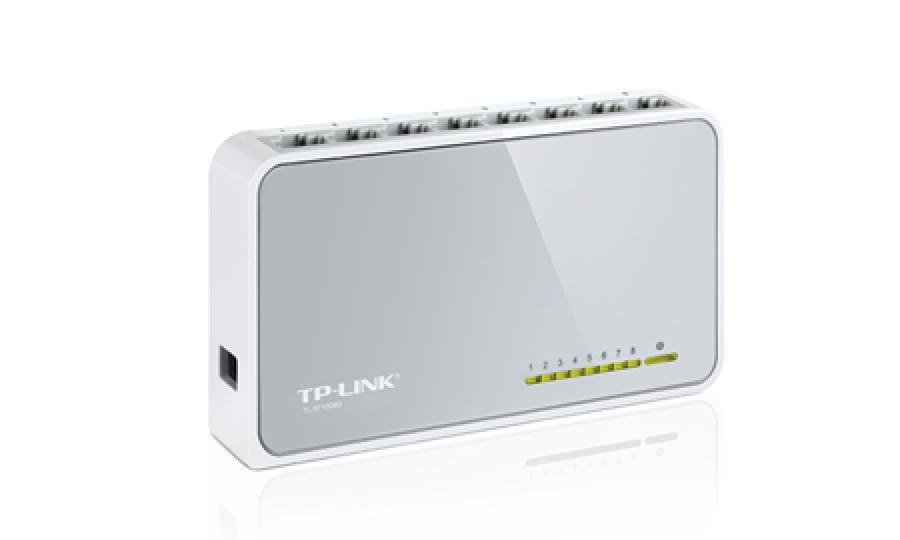 SWITCH TP-LINK 8 PUERTOS 10/100 DUPLEX 200MBPS