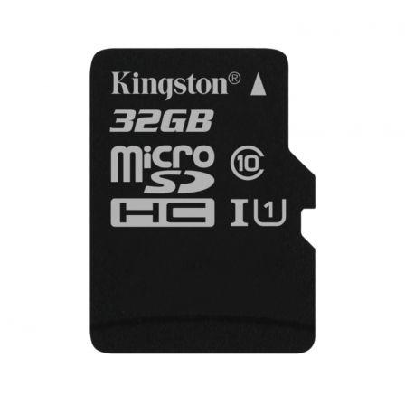 TARJETA MICROSD HC KINGSTON CANVAS SELECT 32GB CLASE 10